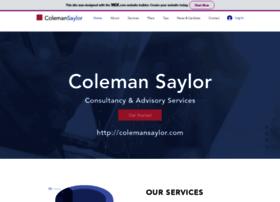 colemansaylor.com