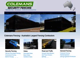 colemansfencing.com.au