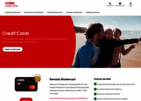 colescreditcards.com.au