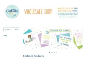 colettepaperiewholesale.bigcartel.com