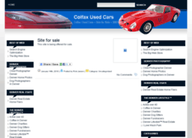 colfaxusedcars.com