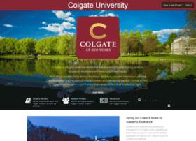 colgate.meritpages.com