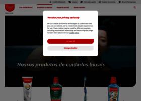 colgatesensitiveproalivio.com.br