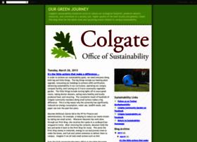 colgatesustainability.blogspot.com