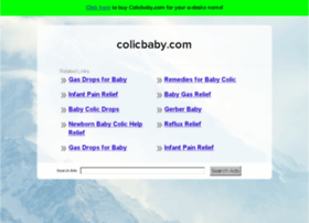 colicbaby.com