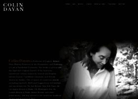 colindayan.com