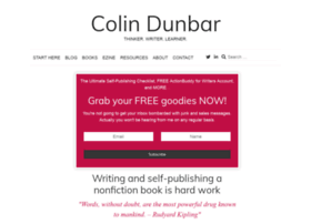 colindunbar.com