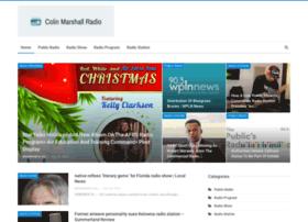 colinmarshallradio.com