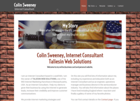 colinsweeney.com