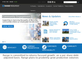 collab.rangeresources.com