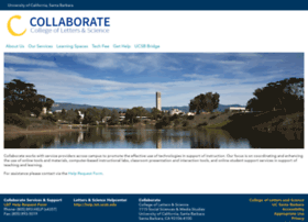 collaborate.ucsb.edu