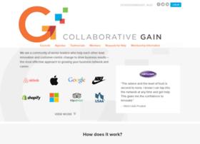 collaborativegain.com