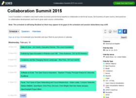 collabsummit2015.sched.org