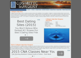 collagen-injection.cosmeticsurgeryprocedure.com