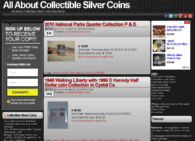 collectible-silver-coins.coins-n-collectibles.com