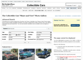 collectiblecars.nytimes.com