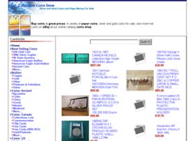 collectiblecoinsstore.com