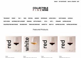 collectiblefinewine.com