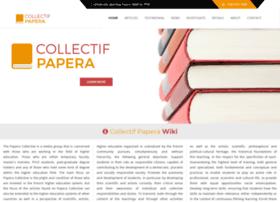collectif-papera.org