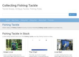 collectingfishingtackle.com