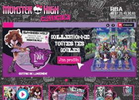 collection-monsterhigh.fr