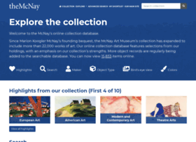 collection.mcnayart.org