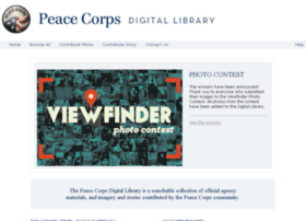 collection.peacecorps.gov