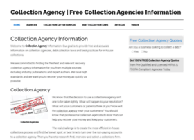 collectionagency.info
