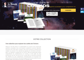 collectioncosmoslemonde.fr