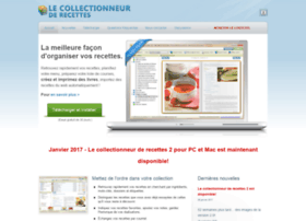 collectionneurderecettes.com
