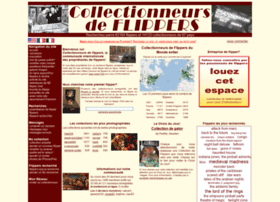 collectionneursdeflippers.com