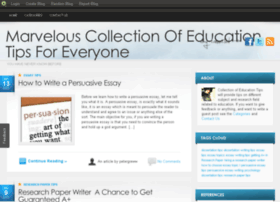 collectionofeducationtips.blog.com