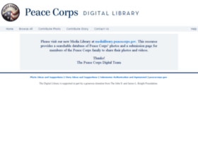 collections.peacecorps.gov