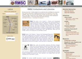 collections.rmsc.org