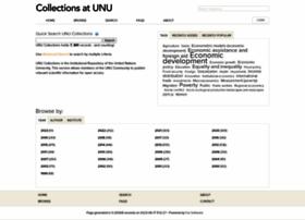 collections.unu.edu