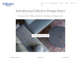 collectivedesignfair.com