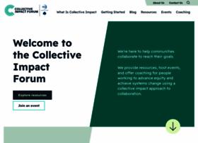 collectiveimpactforum.org