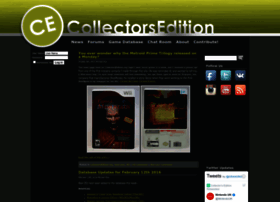 collectorsedition.org