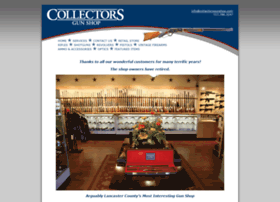 collectorsgunshop.com