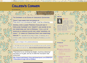colleen-colleensblogblogspotcom.blogspot.com