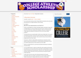 college-athletic-scholarship.com