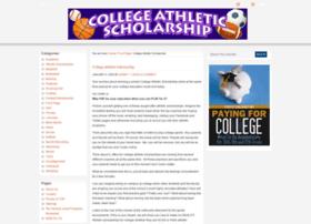 college-athletic-scholarship.com