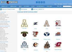 college-cornhole.com