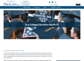college-education.procon.org