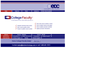 college-faculty.com