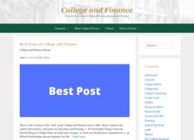 collegeandfinance.com