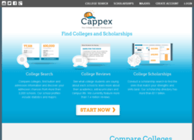collegeapplication.cappex.com