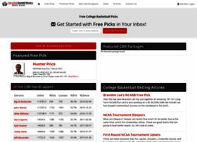 collegebasketballfreepicks.com