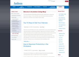 collegeblog.antheminc.com