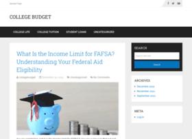 collegebudget.com